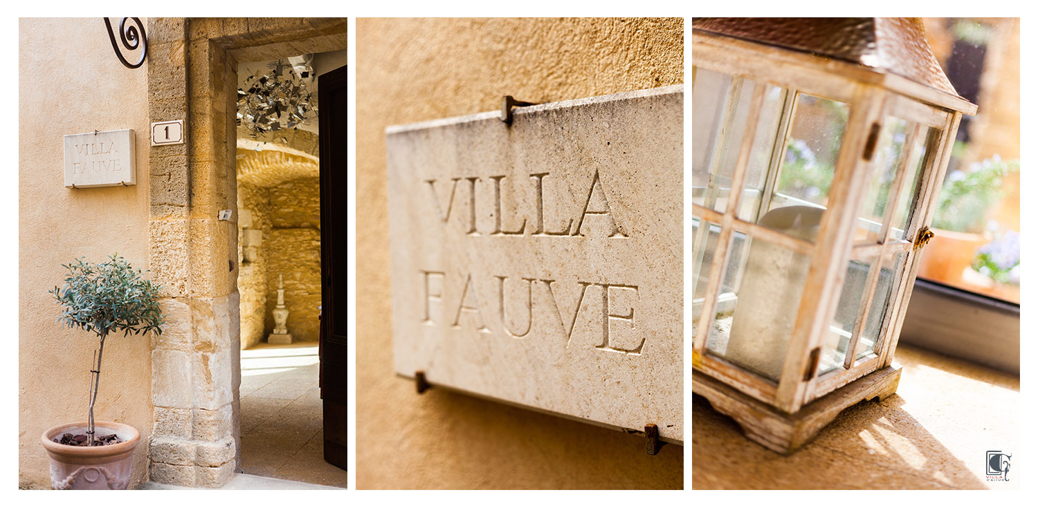 Bed and breakfast villa fauve uzes